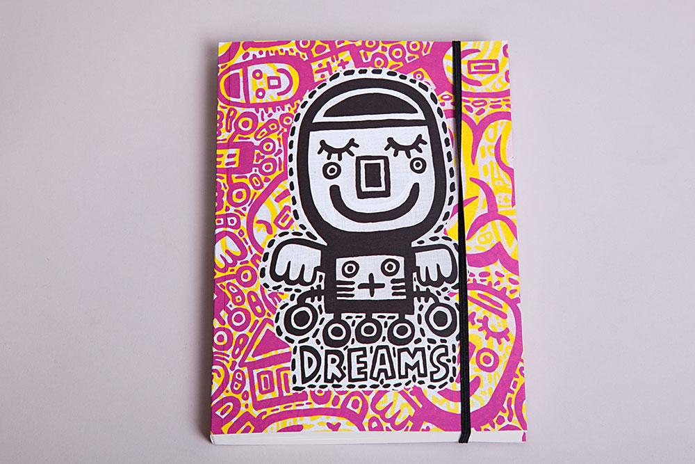 Dreams, מחברת החלומות של תמיר שפר