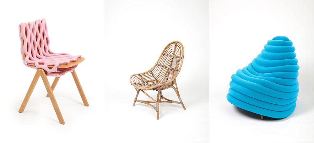 Gros-Foulard ו-Knit-Net, צילום: Rogier Chang