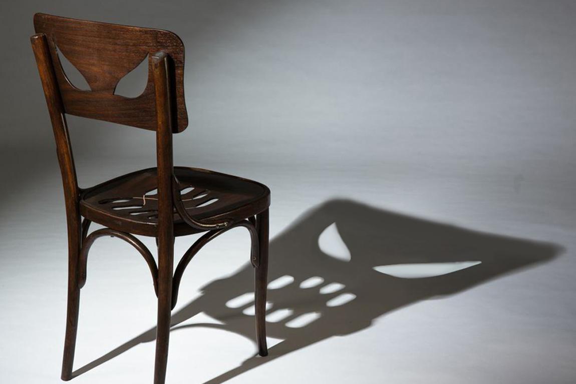קופליוס, פרויקט הגמר של יערה דקל. כיסא הצל