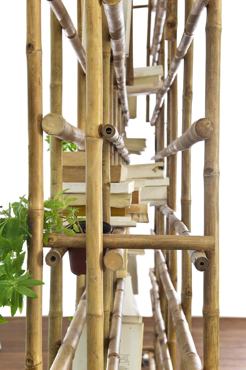 BambOOKS. מבט מהפרופיל