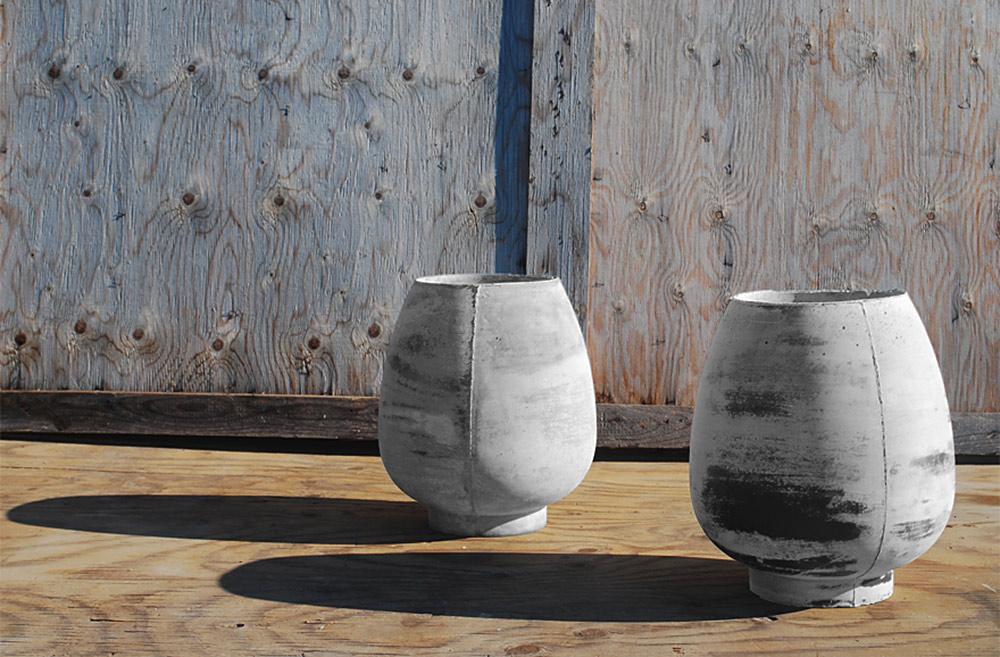 Concretes. כדי בטון עם דופן דקיקה
