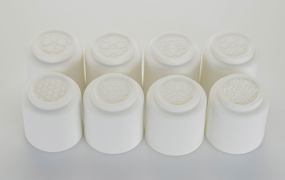 מערכת התה היפמערכת התה היפנית עוצב במסגרת שיתוף פעולה בין האקדמיה לווג'ווד