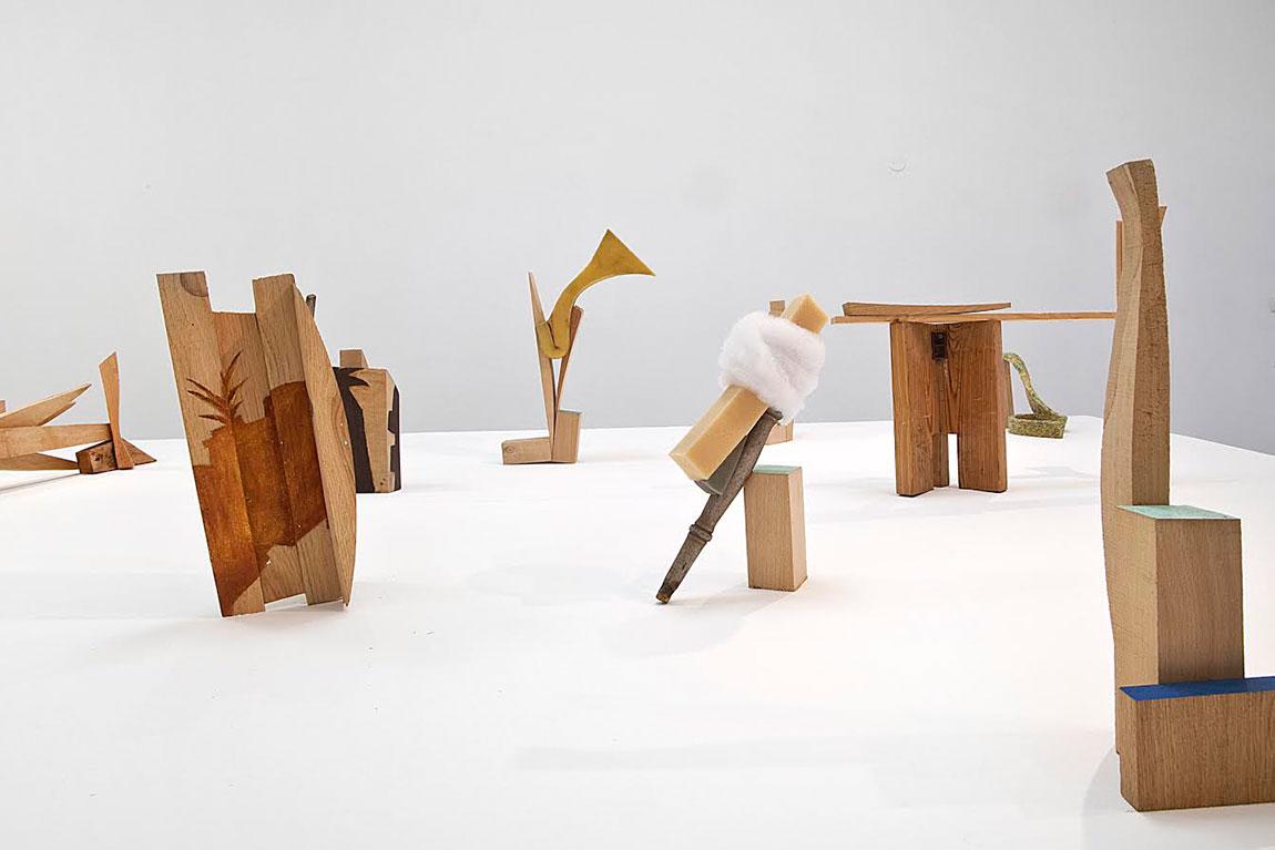 24, התערוכה של אריה ברקוביץ