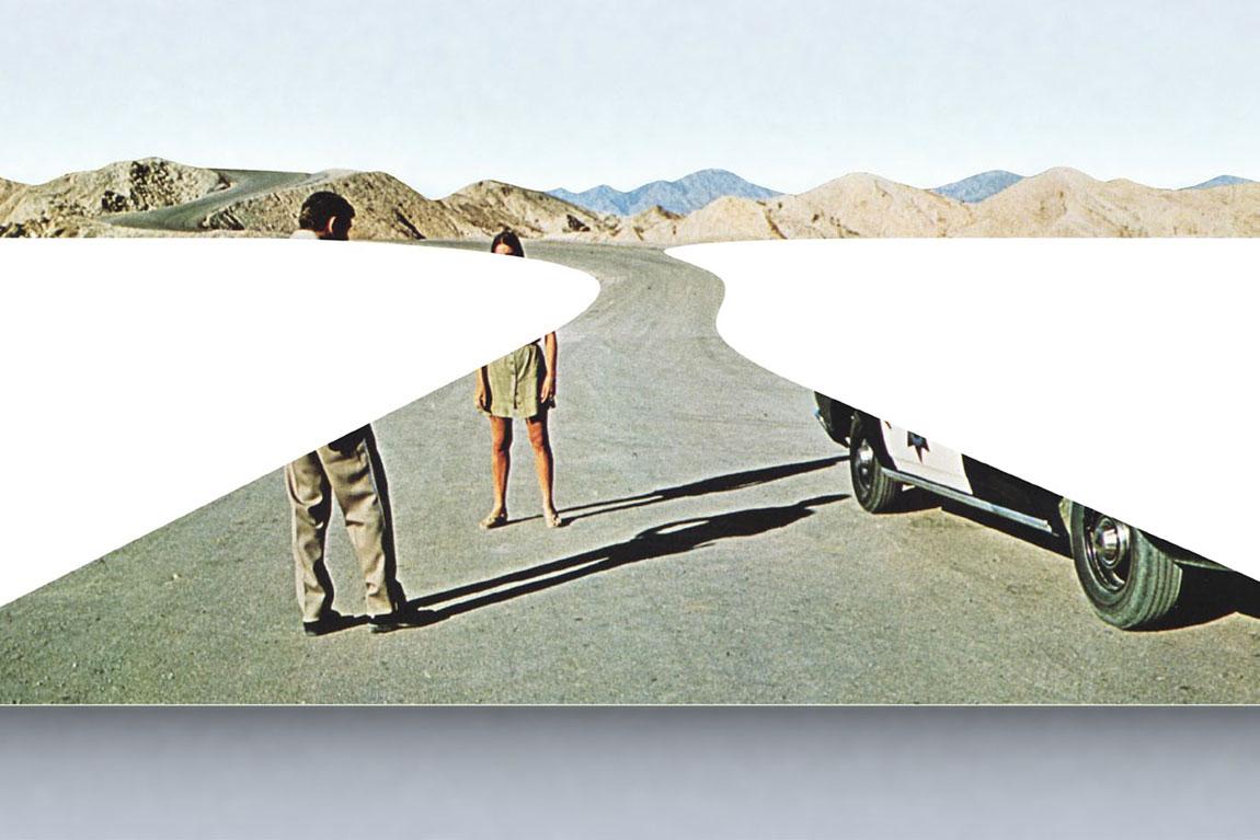 קונטקט, דאג אייטקן, 2012. סצינת הסיו של הסרט קונטקט עם ג'ודי פוסטר