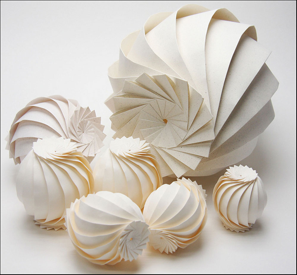 Jun Mitani, Origami Spheres