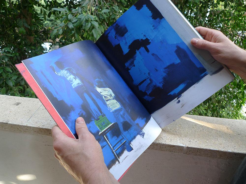 מתוך ספר האמן של יוני גולד