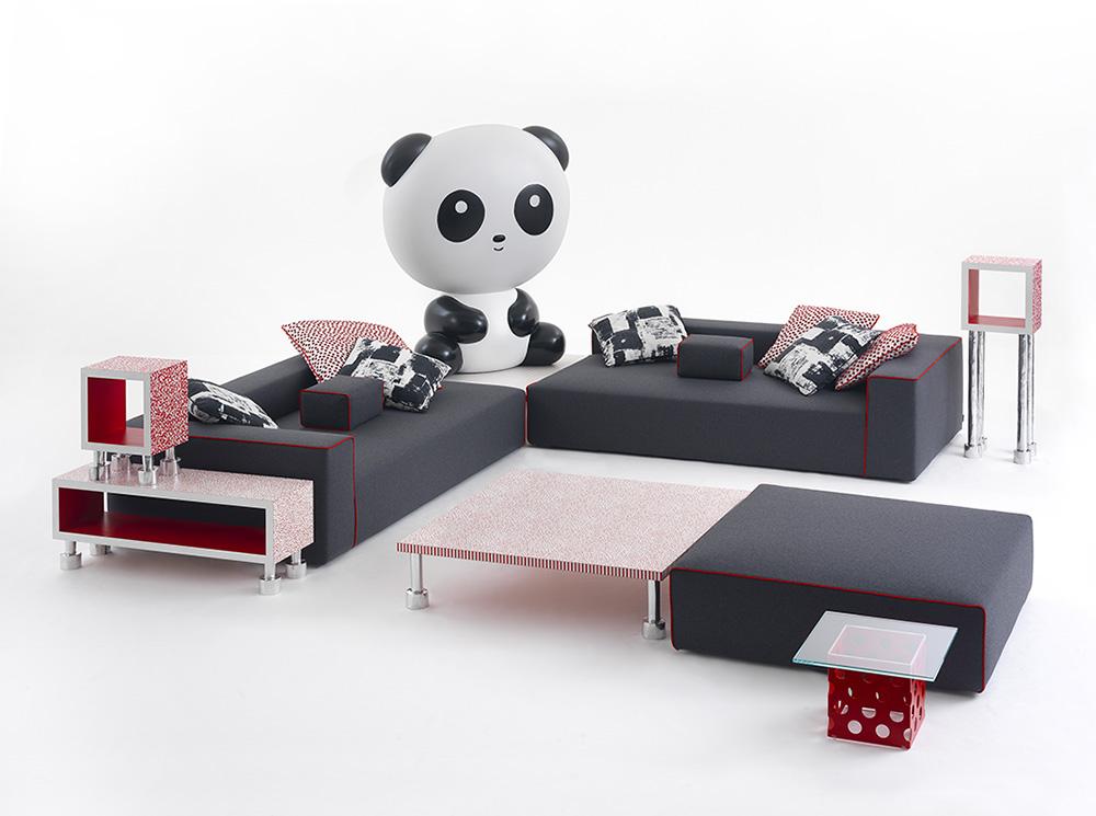 Panda Landscape