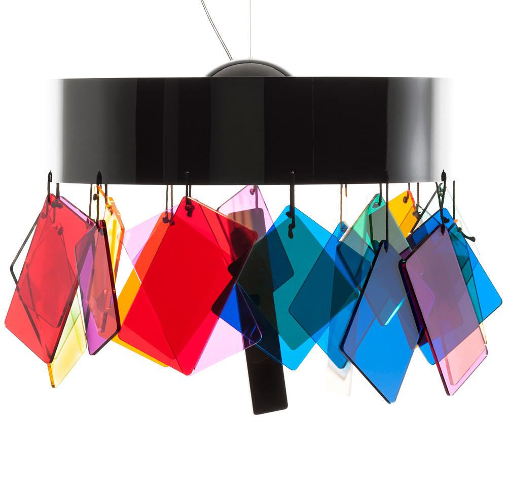"DAISY lamp. אטורה סוטסאס. צילום: יח""צ"