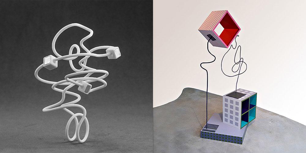 הכשכוש (מימין) של מירב רהט והקשקוש של יעל פרידמן. צילום: מירב רהט, ניר פרידמן