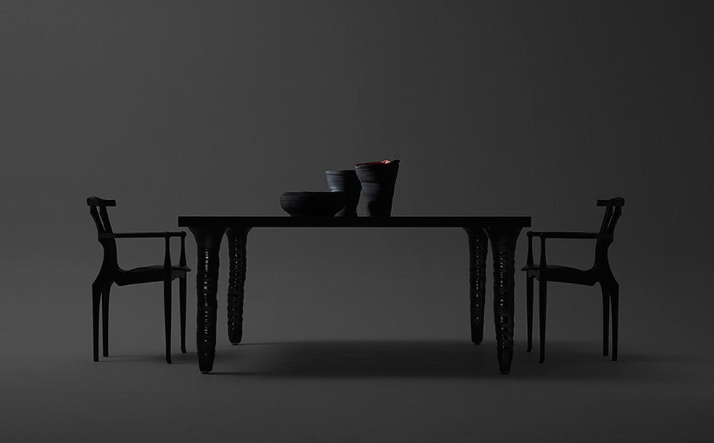 Fang collection, הגרסה השחורה. קסבייה מנוסה