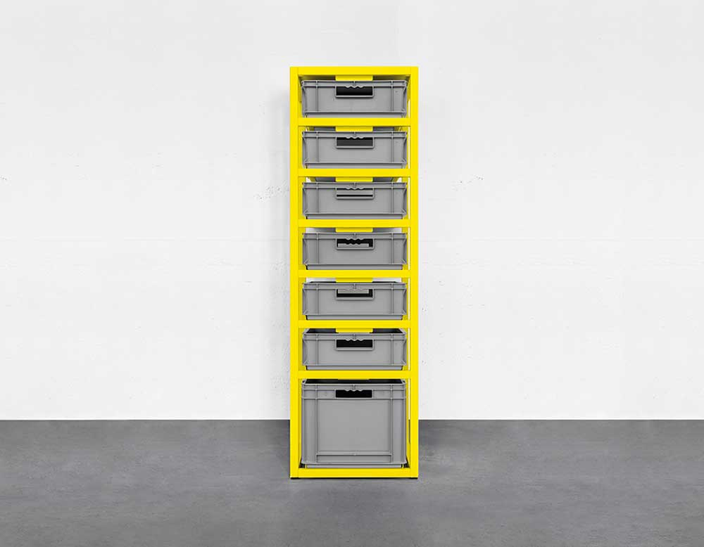 Storage Vertical, 2012