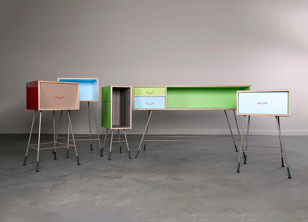 Cabinets. מהארוניות של סטודיו מג'נטה