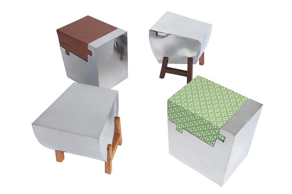 Puzzles. עוצבה ב-2010, הוצגה במילנו ועכשיו בסאגה