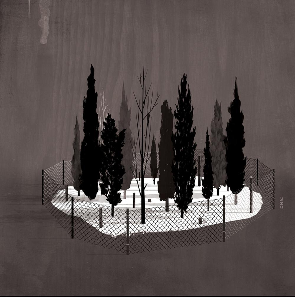 אי המתים, ינון זינגר