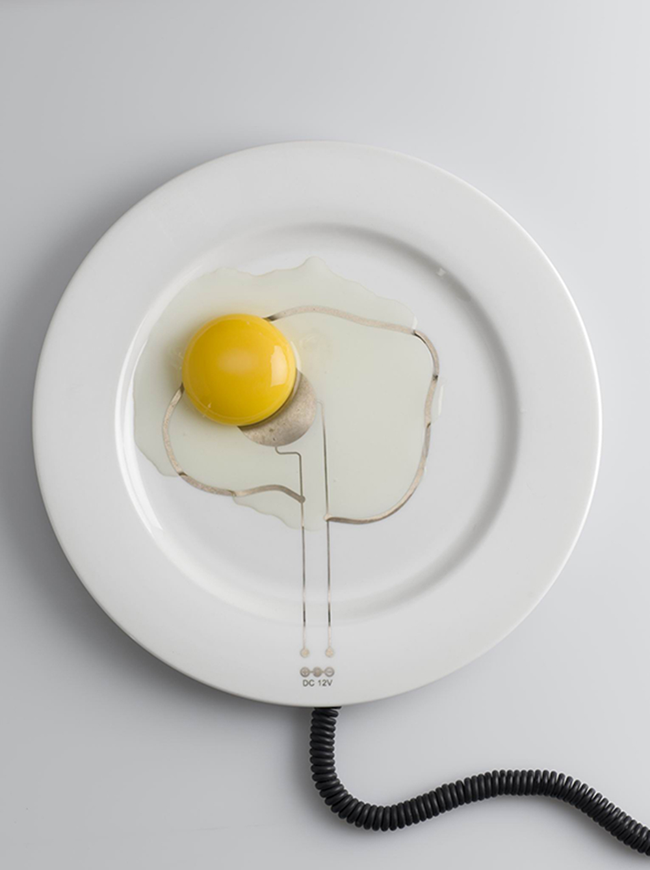 Hotplate +/-, עמי דרך ודב גנשרוא (ביצת עין) . צילומים: מוטי פישביין