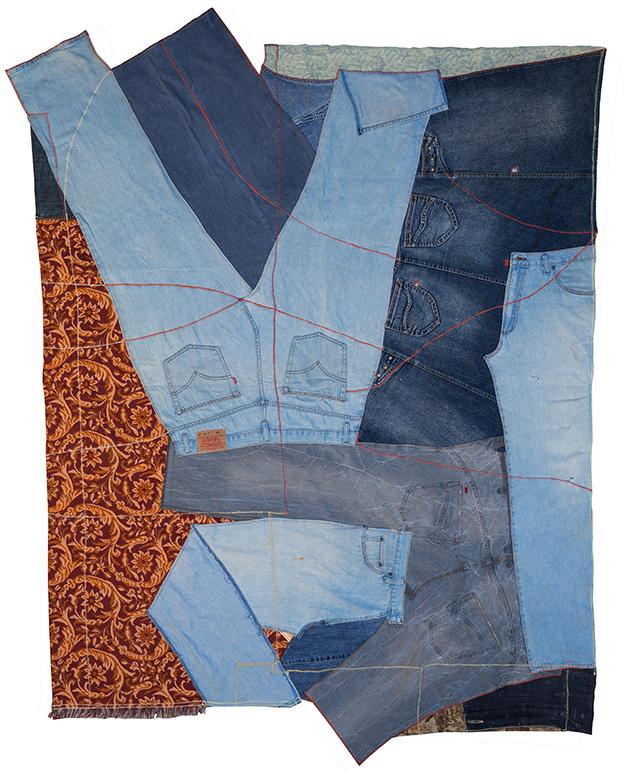 זמן שטיח Rugtime3ץ שטיח מכנסי ג'ינס