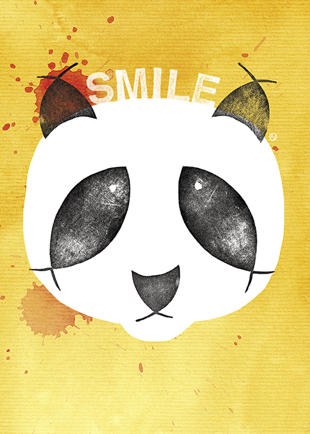 Smile, פנים עצובות של פנדה