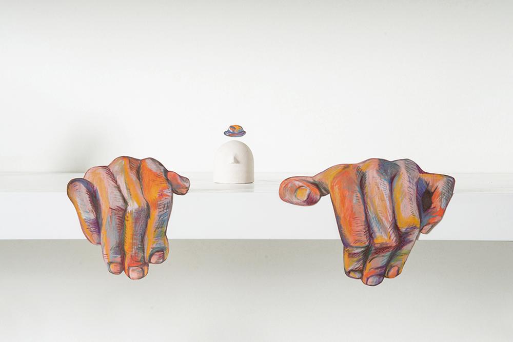 יותר שחור משחור, נעמה בנזימן מוריה אדר פלסקין, ידיים, thumb, Naama Benziman, Moriah Eder Plaksin