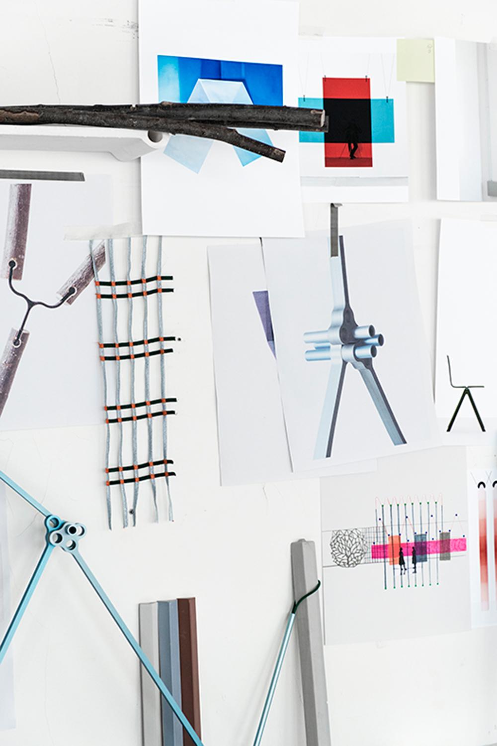 סדנת העבודה בסטודיו בורולק, פריז, 2015 צילום © סטודיו בורולק