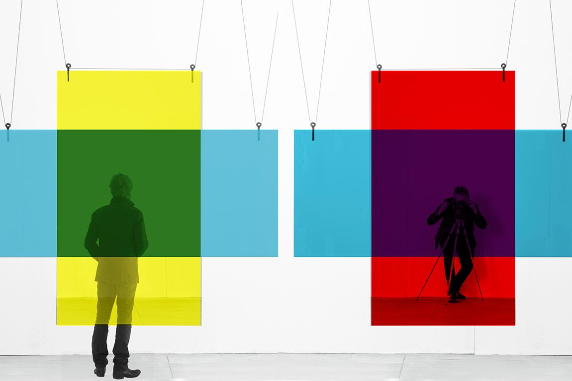 מחיצת זכוכית, 2015, קולאז' צילום © סטודיו בורולק. תמונה ראשית