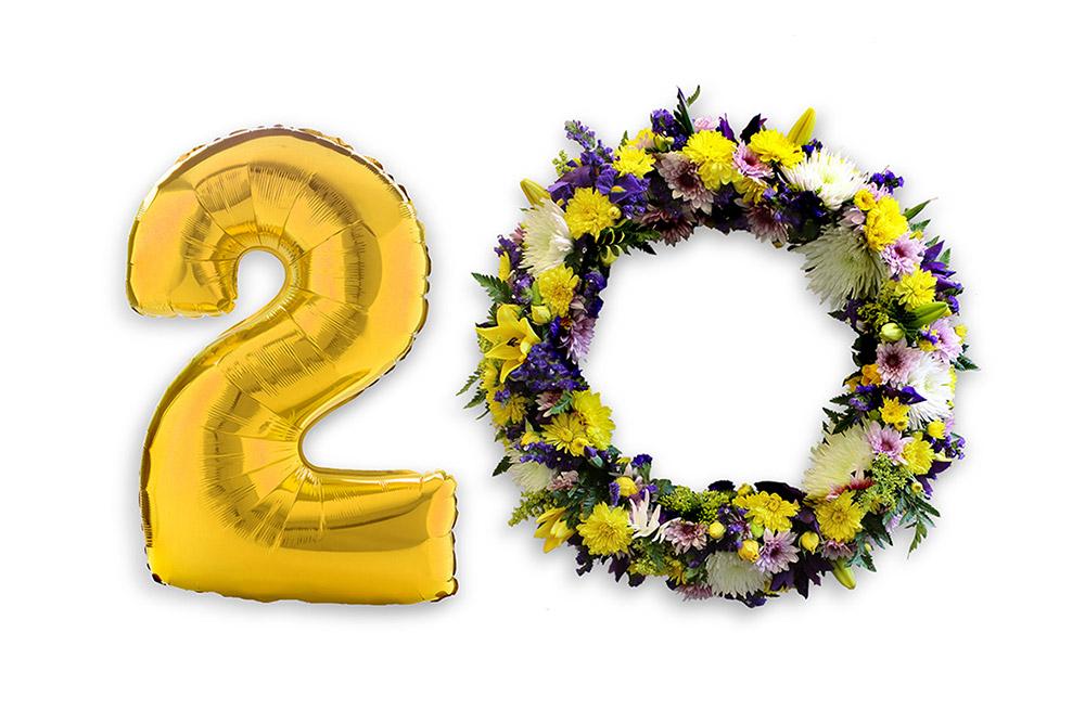 במלאת עשרים שנה, סטודיו Reddish, 2015. קיטש ומוות