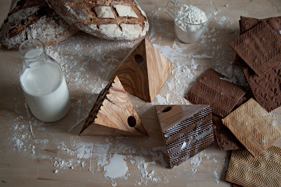 Designer Baking, חותמות הבצק של סטודיולאב תמונה ראשית