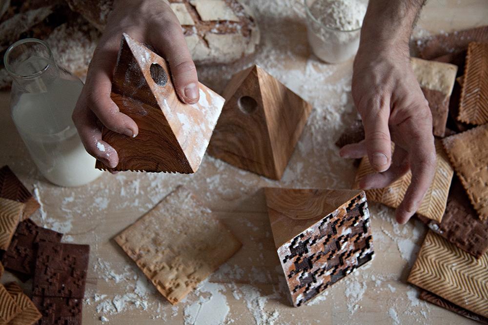 Designer Baking, חותמות הבצק של סטודיולאב 6