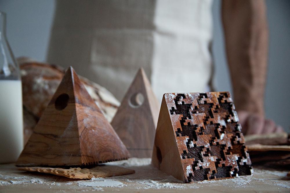 Designer Baking, חותמות הבצק של סטודיולאב 9