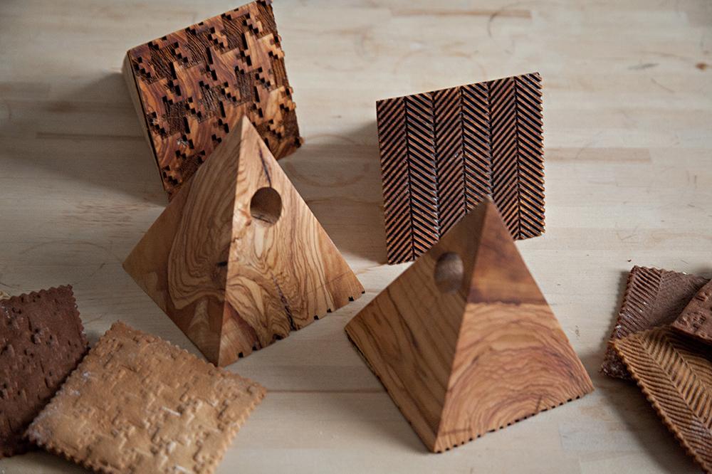 Designer Baking, חותמות הבצק של סטודיולאב 11