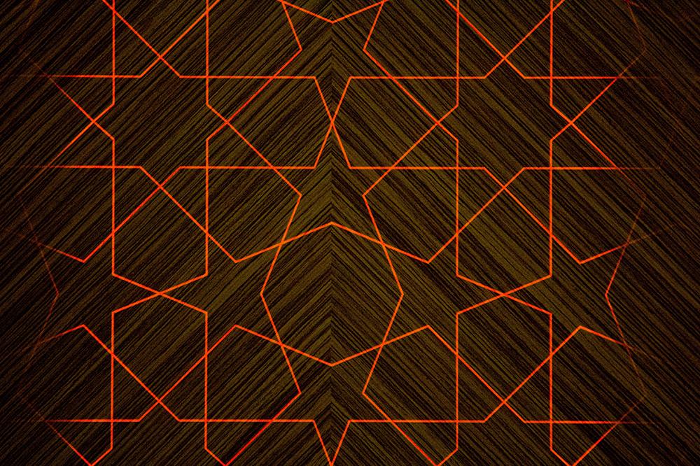 המשטחים הדקורטיביים של גיורא אלקסלסי. יכולים לדמות כל חומר גלם.צילומים: מעין רימר