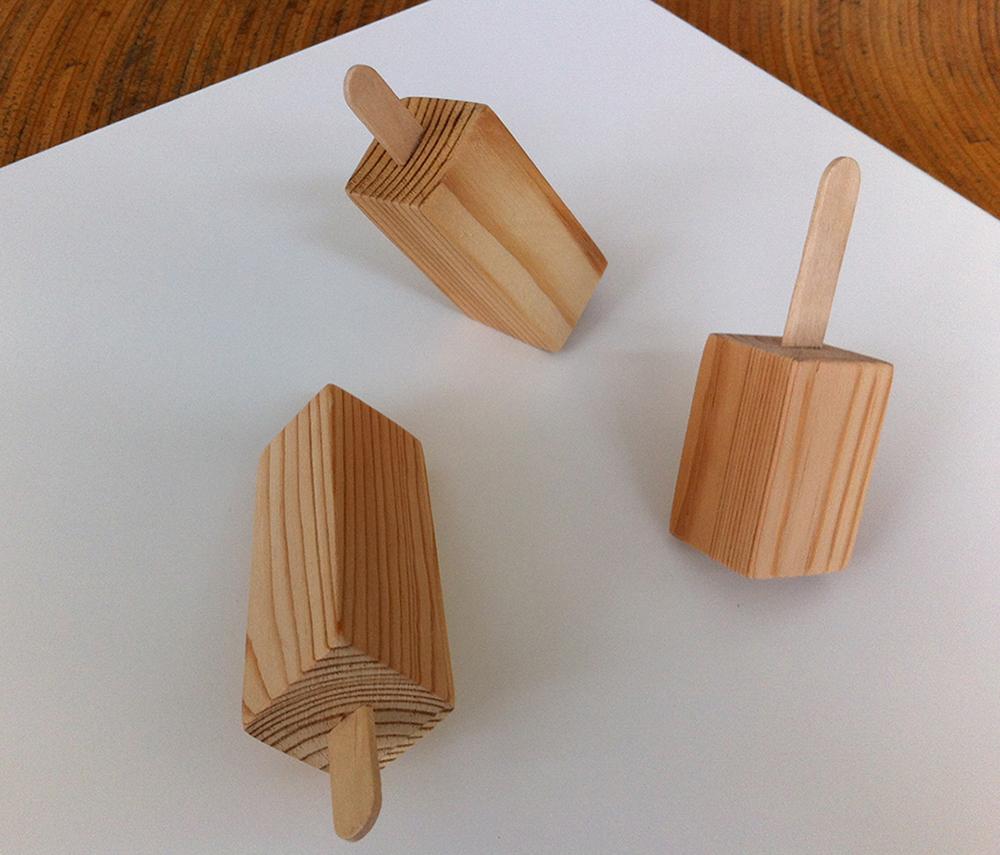 סקיצה לעבודה שהציג ליבוביץ' ב-Tempting Art, התערוכה שאצרו מאורוציו גלאנטה וטל לנצמן בשיתוף Valcucine, ועסקה בקשר שבין עיצוב אוכל ורגשות