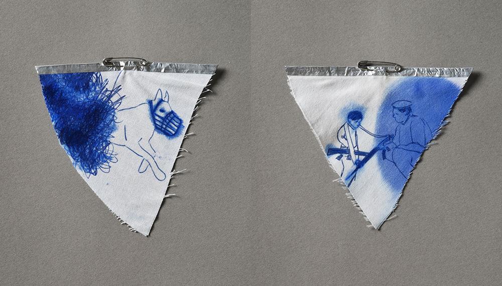 דגל לבן, שירלי בר-אמוץ
