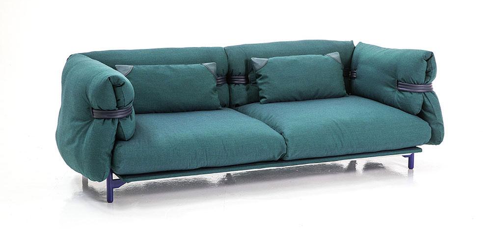 Belt של אורקיולה למורוסו, הגרסה הכחולה