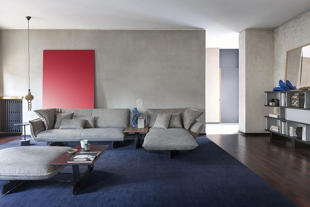 Beam Sofa System, פטריסיה אורקיולה לקסינה