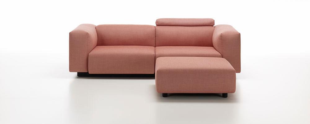 Soft Modular Sofa, הספה שעיצב ג'ספר מוריסון לויטרה