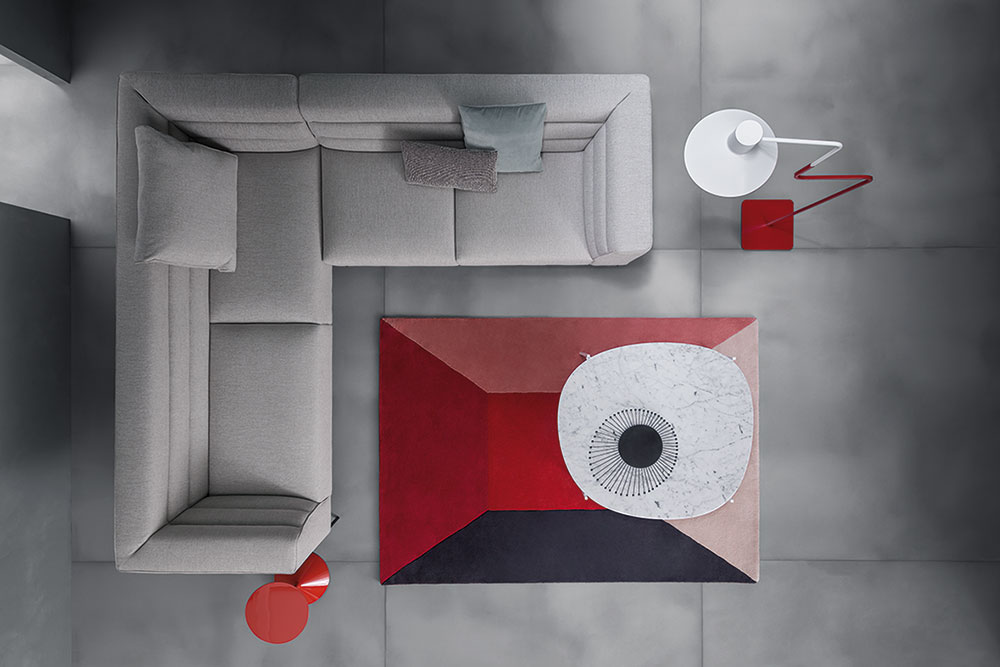 Botero, הספה שעיצב דמיאן וויליאמסון לזנוטה