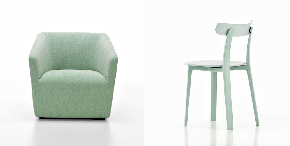 ויטרה, Occasional Chair, All Plastic Chair, ג'ספר מוריסון