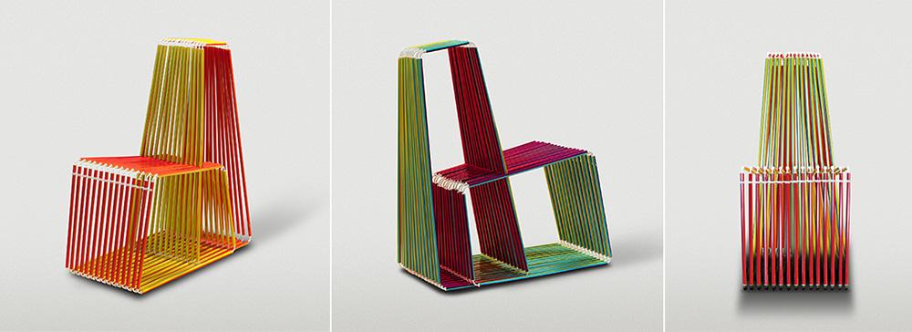 601design, Hex Chair