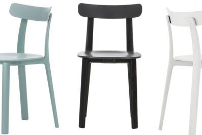 ג'ספר מוריסון, All Plastic Chair, ויטרה. תמונה ראשית2