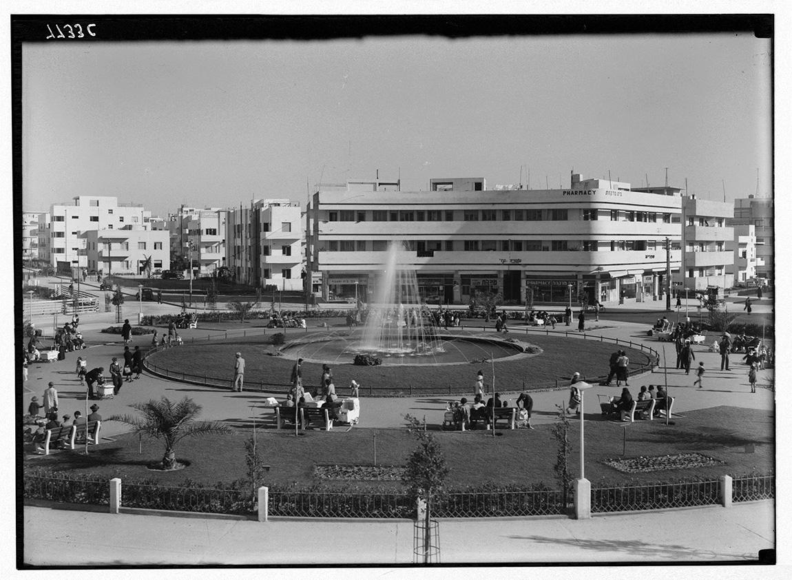 כיכר צינה, תמונה ראשית