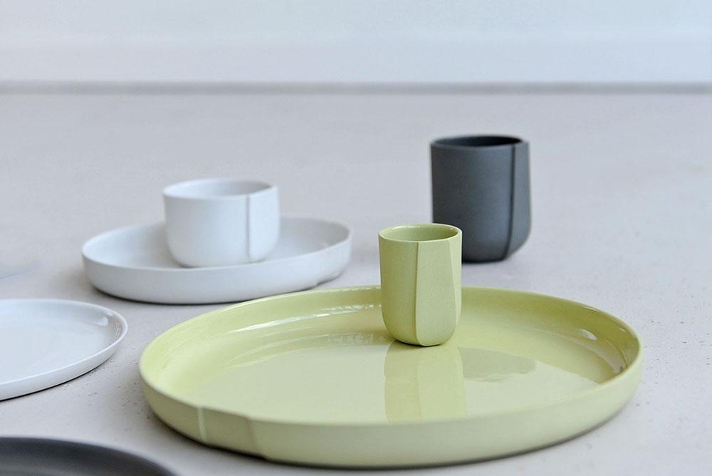 Table Talks, מערכת הכלים של דואס. צילום: -Diewke van den Heuvel