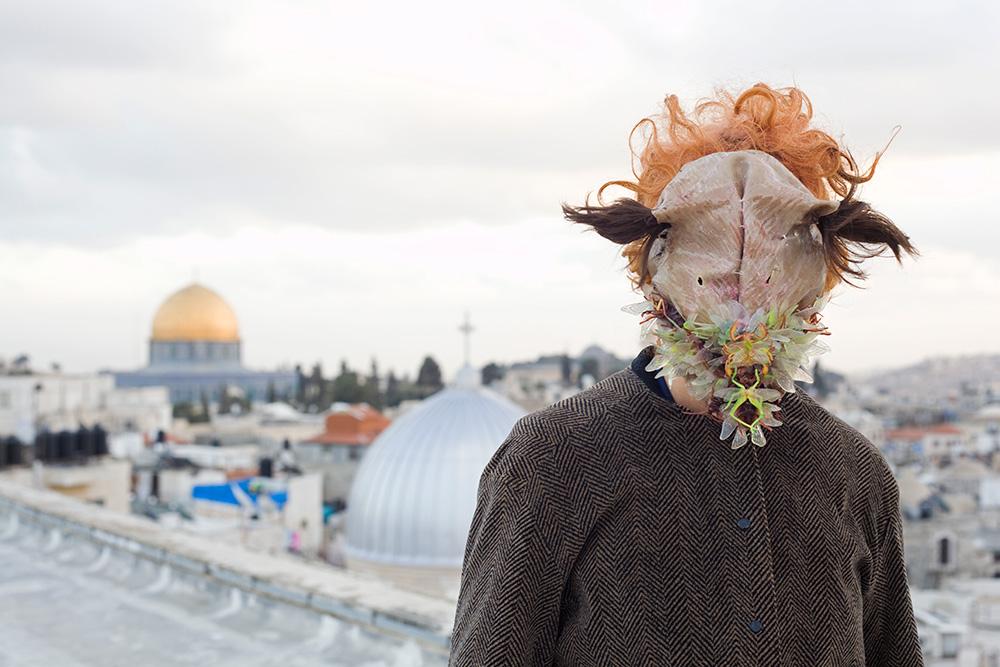 חרקים, מורן סנדרוביץ׳. צילום: דדי אליאס