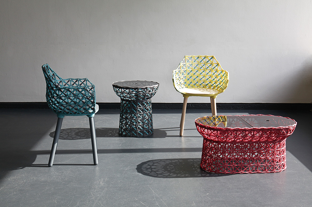 Bobina, סדרת הרהיטים של סטודיו ניטו זכתה במקום השלישי בתחרות סלון הלוויין