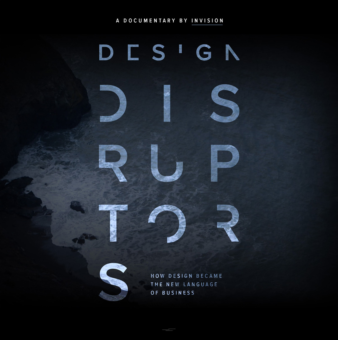 design distruptors, הסרט