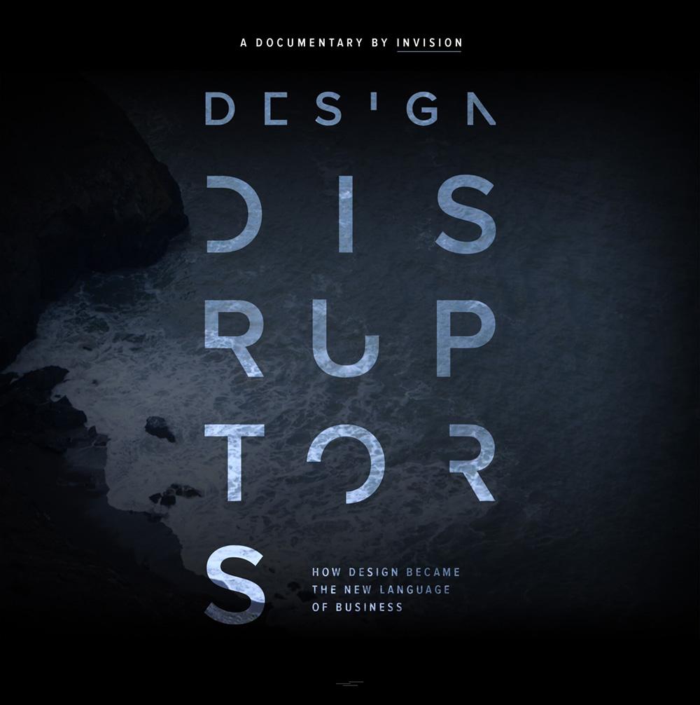 design distruptors, תמונה ראשית