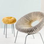 כיסא הצמות האפריקאיות