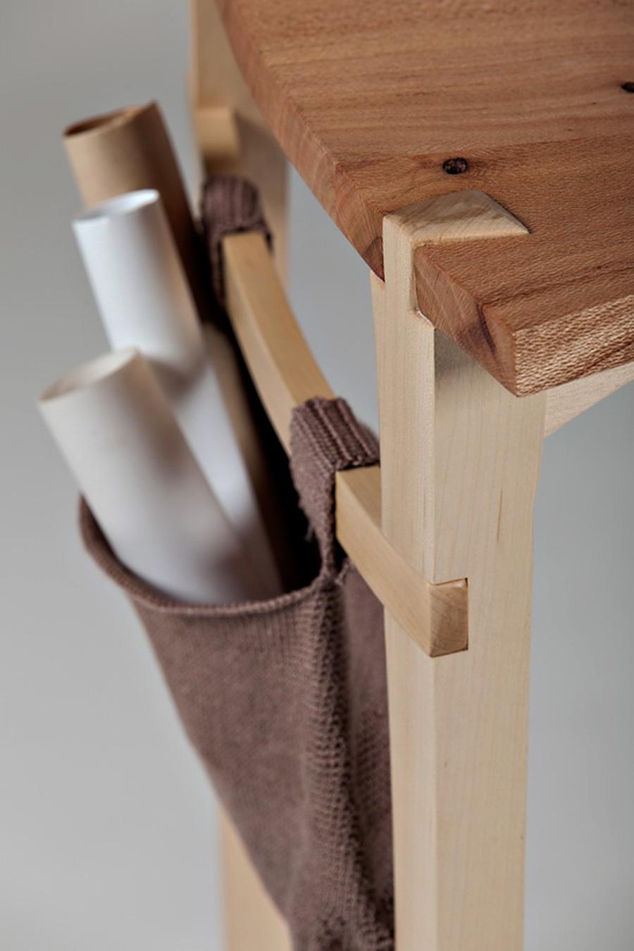 עץ לדעת, כיסא, פרט
