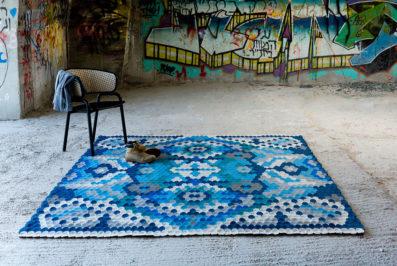 producks, scale rug, צילום: מיכאל טופיול. תמונה ראשית
