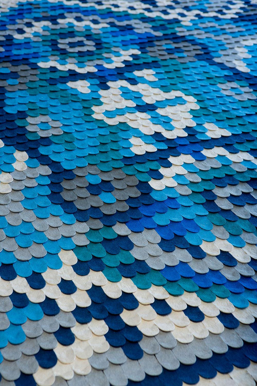 1 producks, scale rug, צילום: מיכאל טופיול