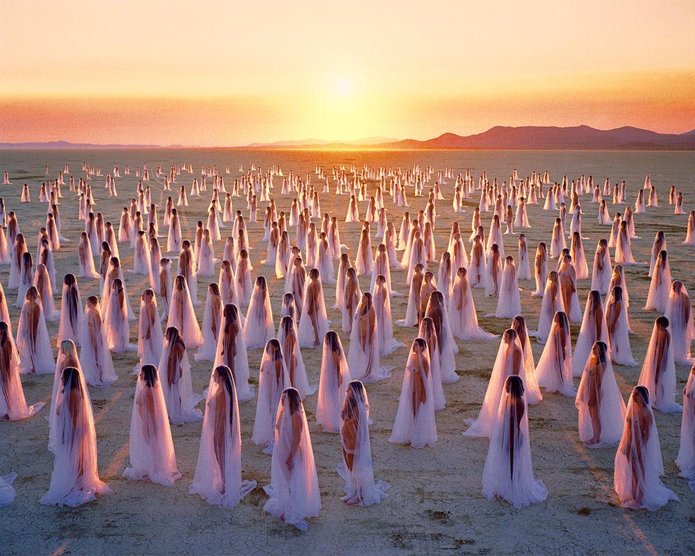 Desert Spirits 1, 2013. צולמה בברנינג מן